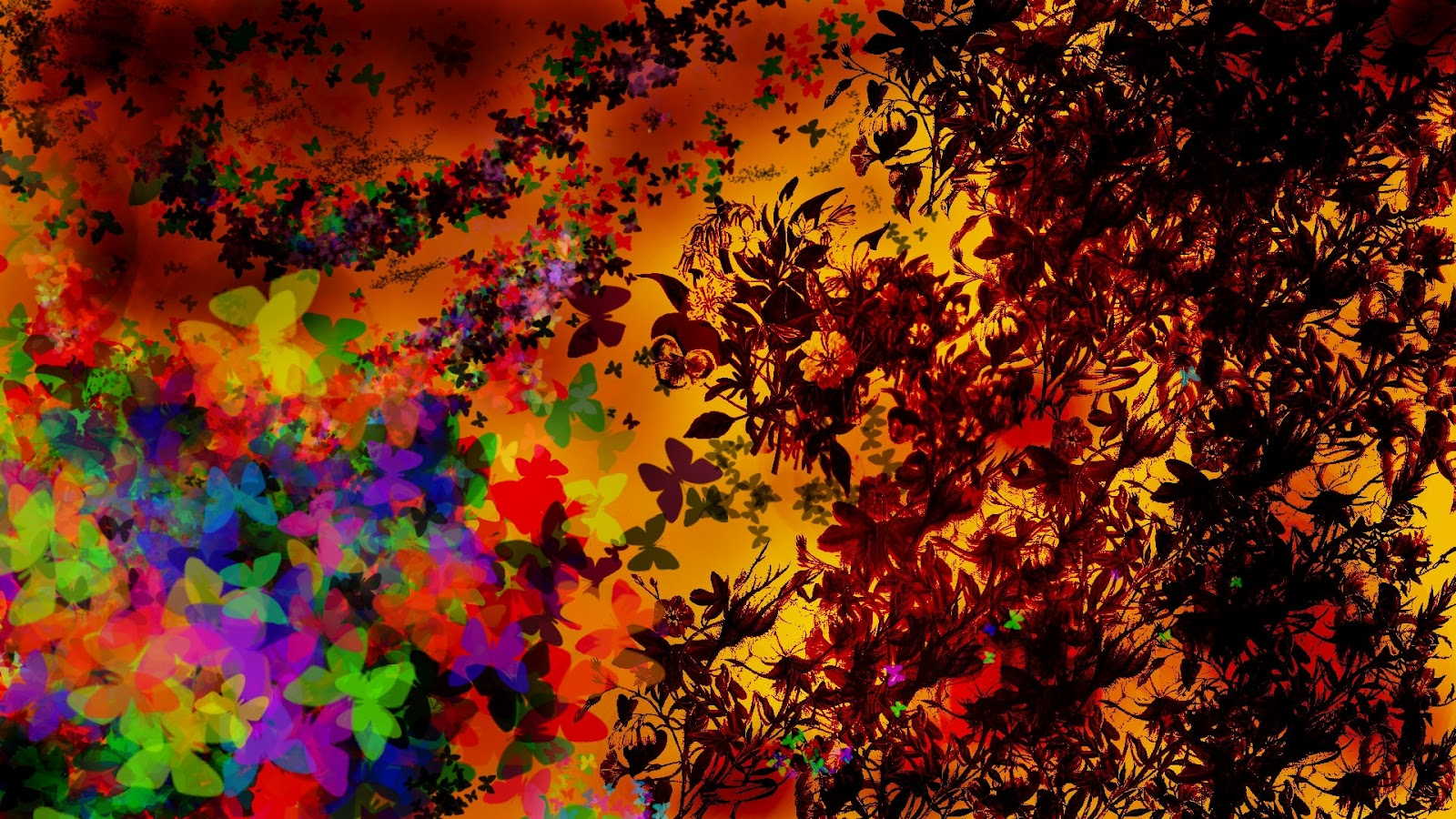 Wallpaper And Image 30 Colorful Abstract Wallpapers Full Hd 1080p