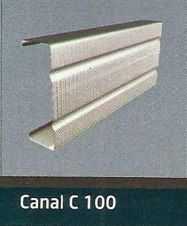 IGGI CANAL C 100 - JUAL RANGKA ATAP BAJA RINGAN IGGI TRUSS