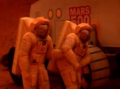 Mars 500 EVA