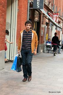 mode homme tendances 2013