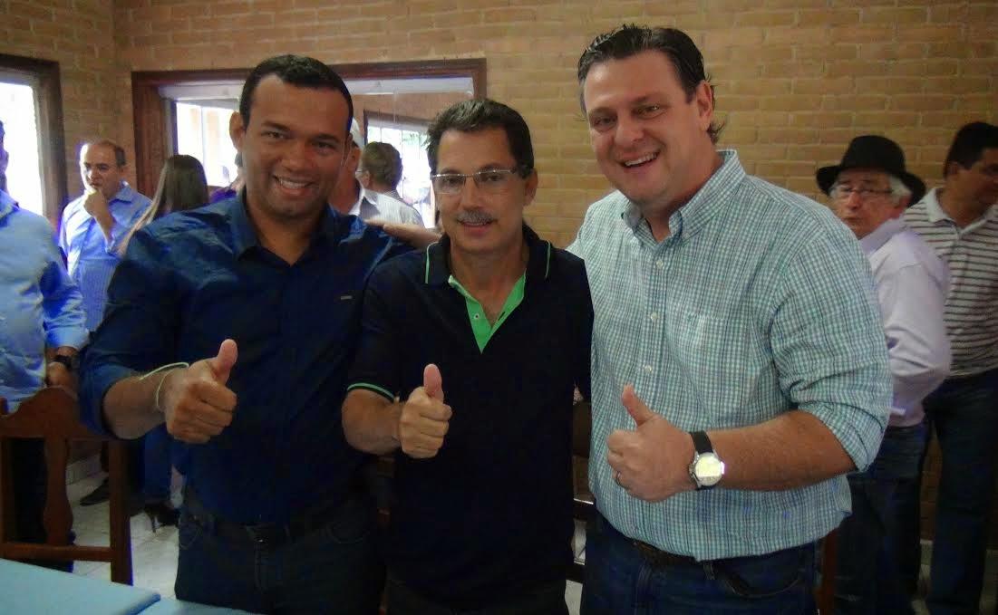 Reserva do Cabaçal: Deputado recebe festa de comemoração pela vitória