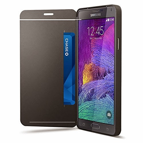 Maxboost Samsung Galaxy Note 4 Wallet Case