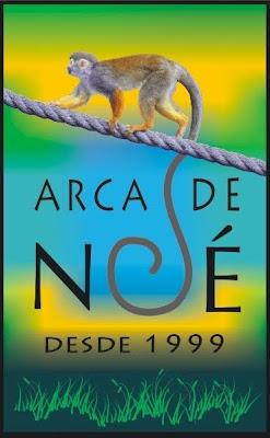 Logo do Criadouro Arca de Noé