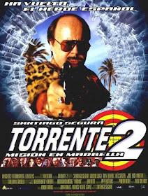 Torrente 2 audio latino