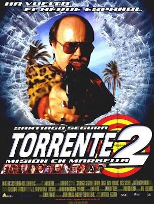 Torrente 2: Mision En Marbella – DVDRIP ESPAÑOL