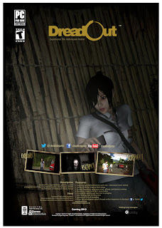 dreadout game adventure horor Indonesia