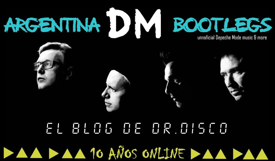 ARGENTINA DM BOOTLEGS