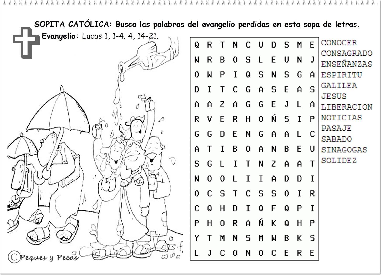 SOPA DE LETRAS: LABERINTO: CRYCTOGRAMA: CRUCIGRAMA: CORTAR Y PEGAR ...