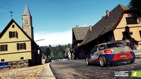WRC 4 FIA World Rally Championship (2013) Screenshot 4