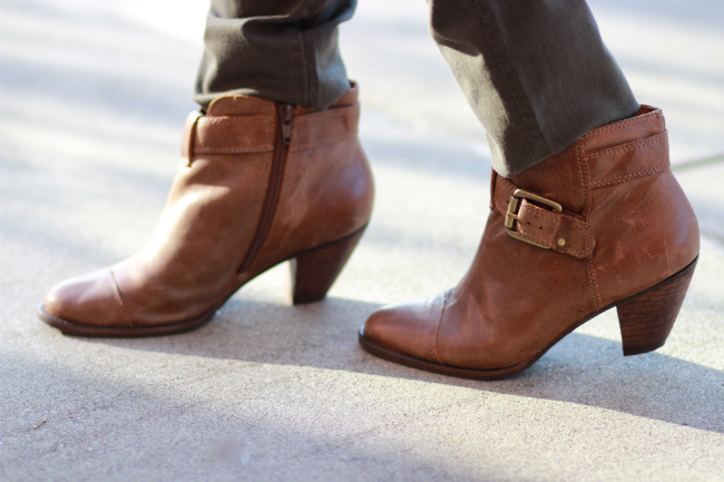 booties with skinny jeans ankle boots