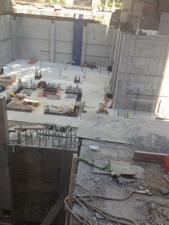 Photo of 432 park avenue foundations