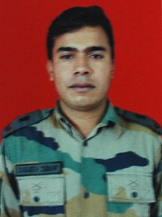 "Major Sanjeev Kumar of 39 Assam Rifles awarded ""Shaurya Chakra"" for operations in Manipur"