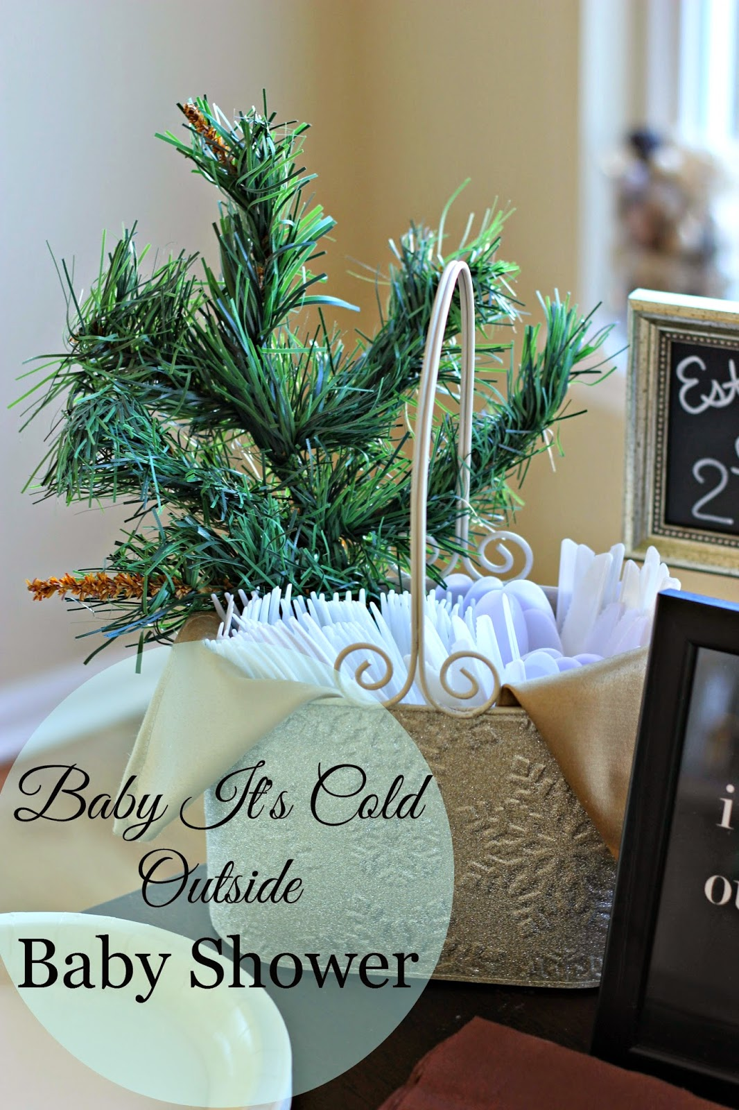 life baby it 39 s cold outside baby shower