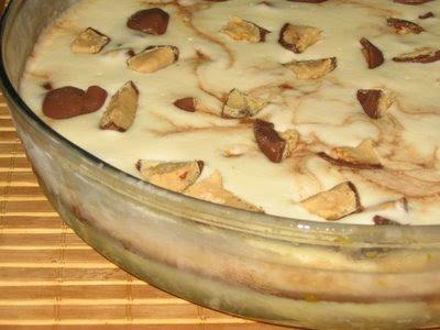 Receita de Torta Sorvete Sonho de Valsa