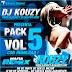 Pack Vol 5 Dj Kouzy Le Pone Bueno 2012