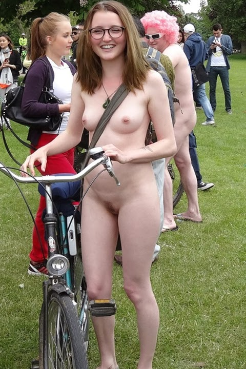 Ride world pussy bike naked