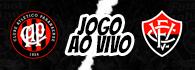 AO VIVO: Atlético-PR x Vitória
