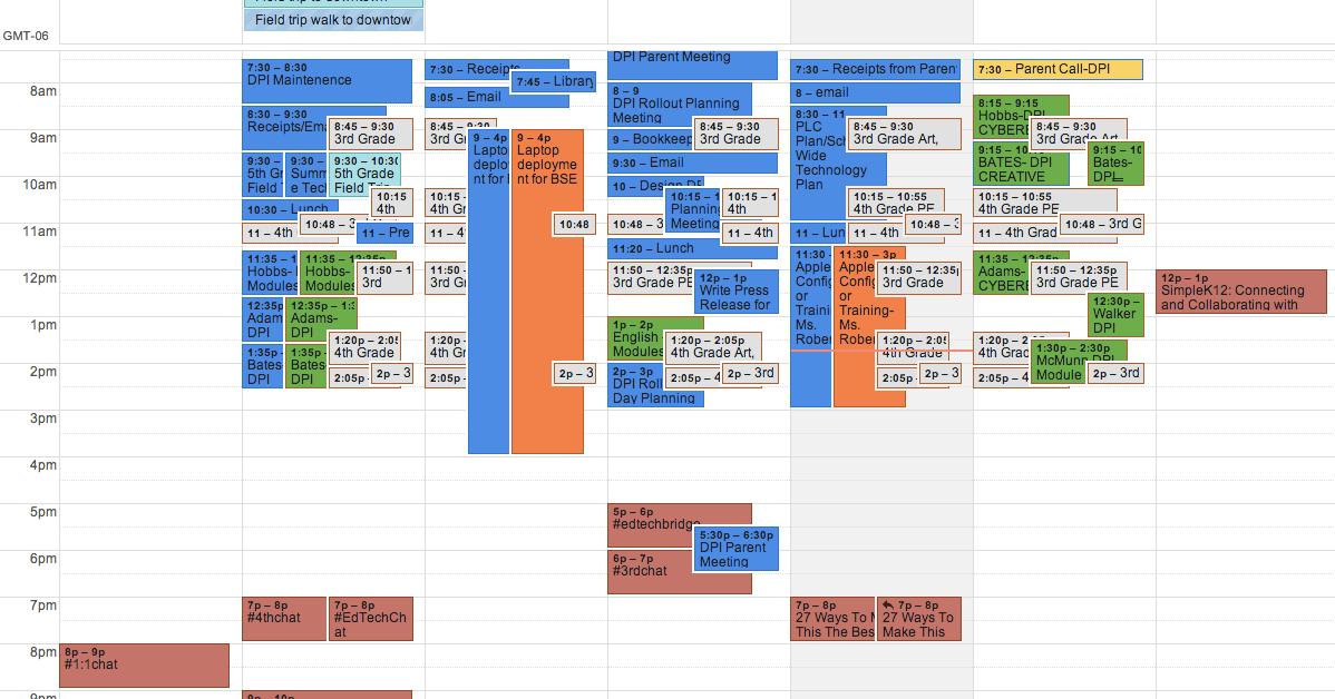 The incredibly true adventures of an edtech trailblazer - Garden grove school district calendar ...