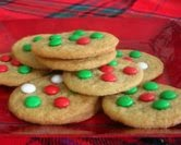Perfect M&M Cookies