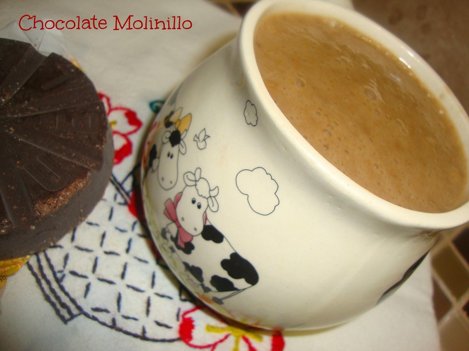 Champurrado (Atole de Masa de Maíz y Chocolate)