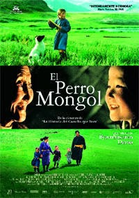 """Blog Safari Club, película online """"El Perro mongol"""""""