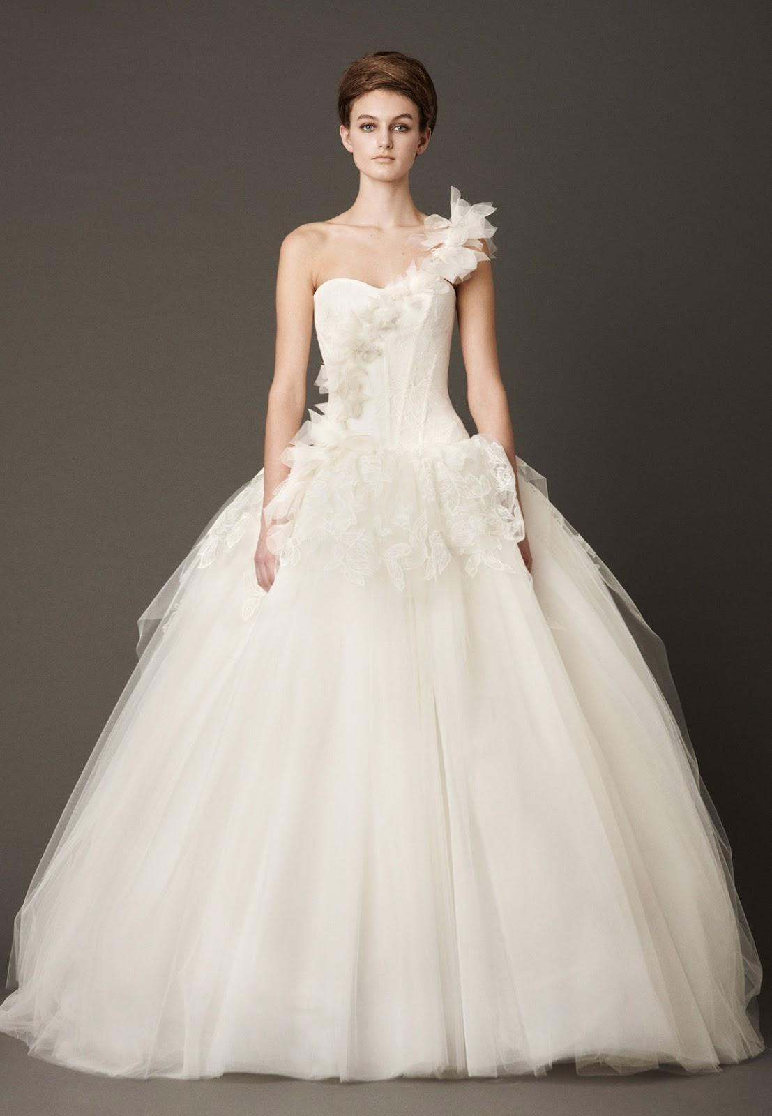 Vera Wang 2013 Fall Bridal Collection