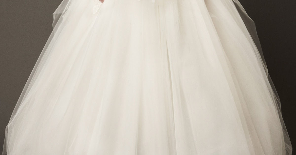 Wedding dresses 2013 collection vera wang
