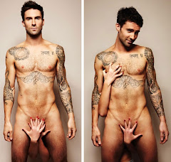 Adam Levine Naked Cancer 1 2