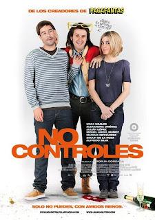 No controles (2011) Español Latino
