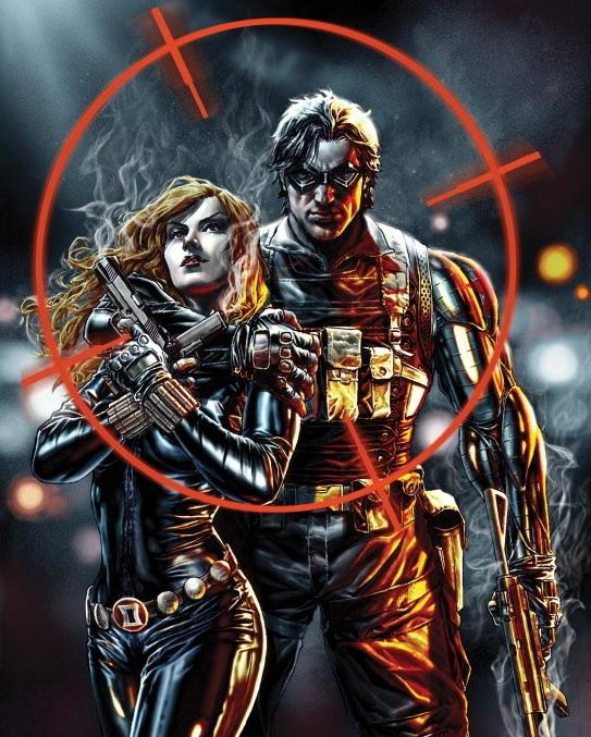 James Buchanan Bucky Barnes Character Review - With Black Widow