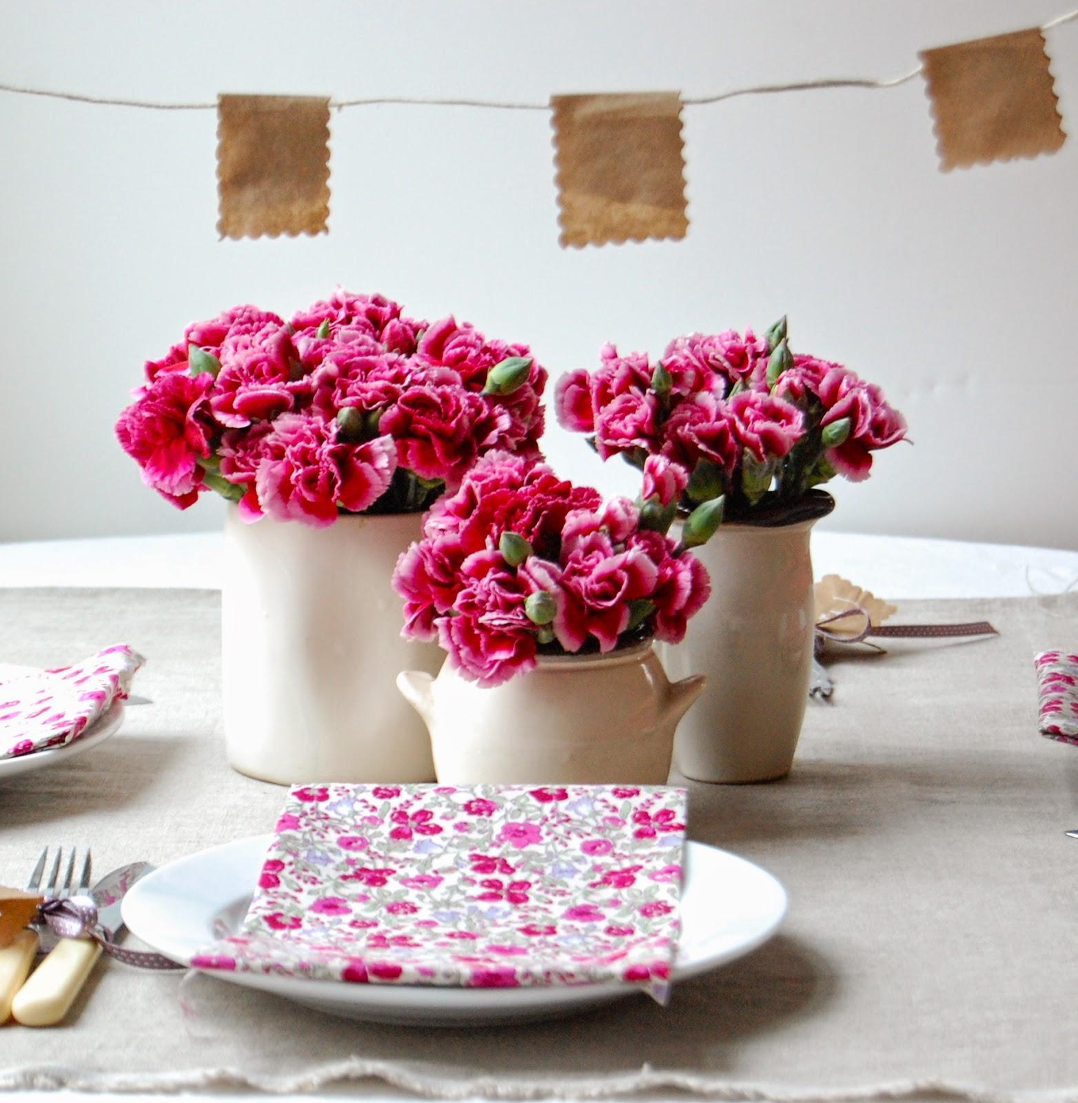Как украсить цветок в горшке в подарок