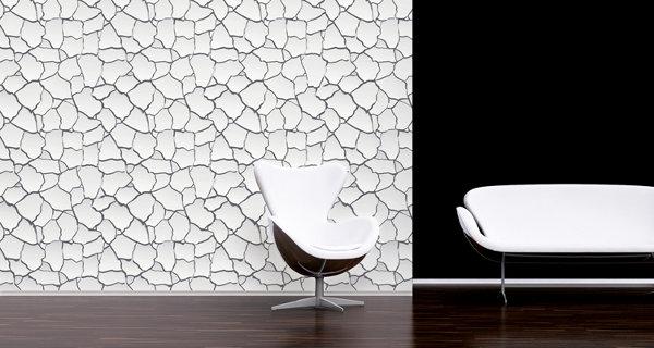 estos paneles son ideales para crear un muro continuo de una manera escultrica y sin interrupcionesademas este material es ecolgico porque adems de