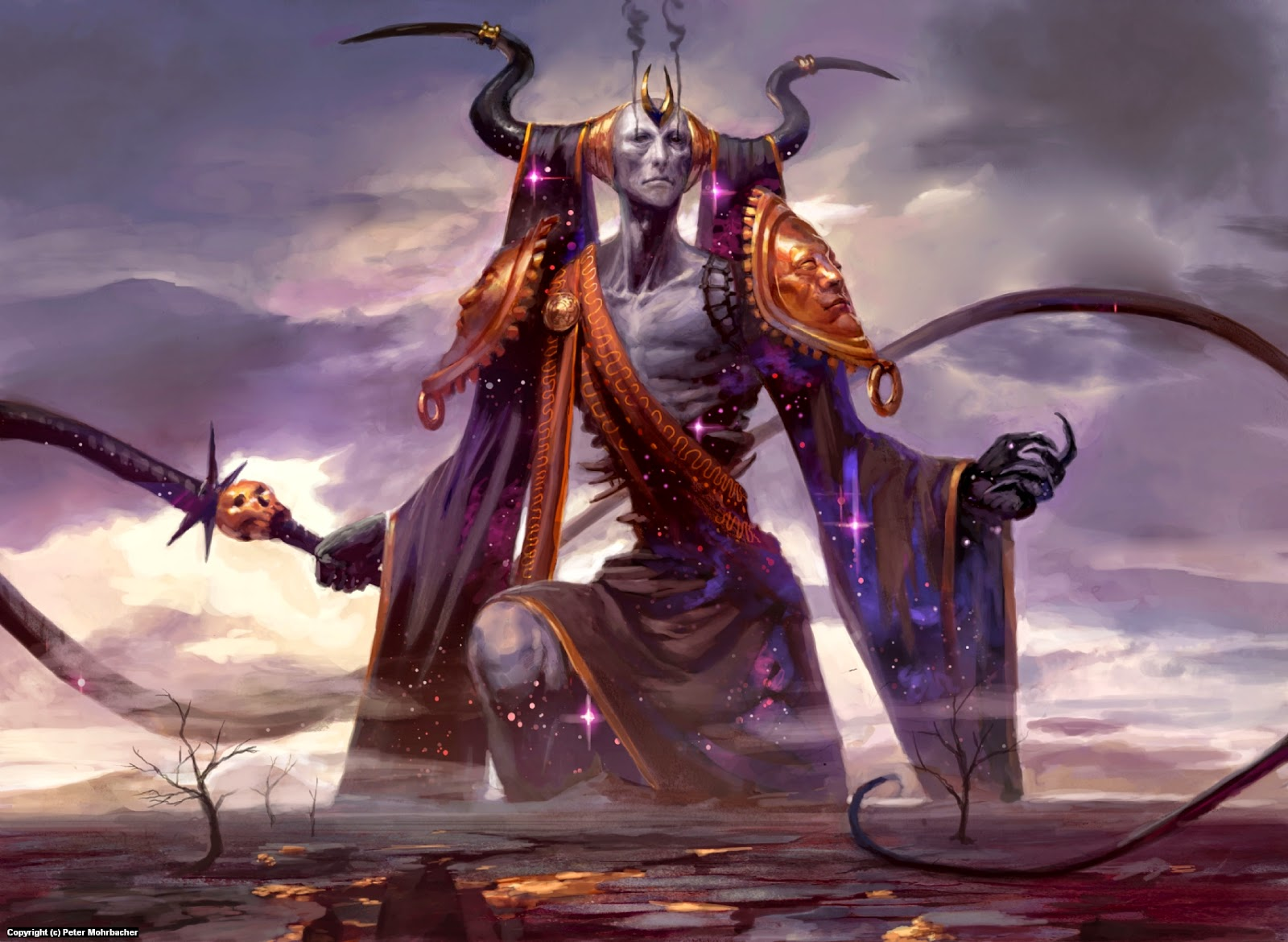 Erebos God Erebos The God of Death by