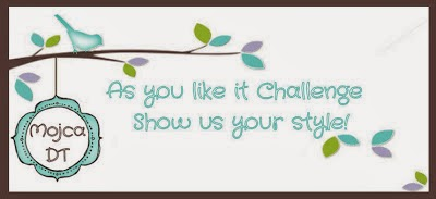 I am DT at As You Like It Challenge
