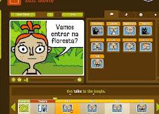 Editor de Desenhos Animados