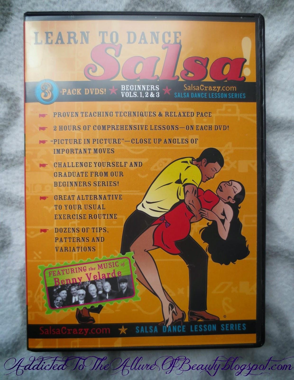 Learn How To Dance Cuban Salsa - YouTube