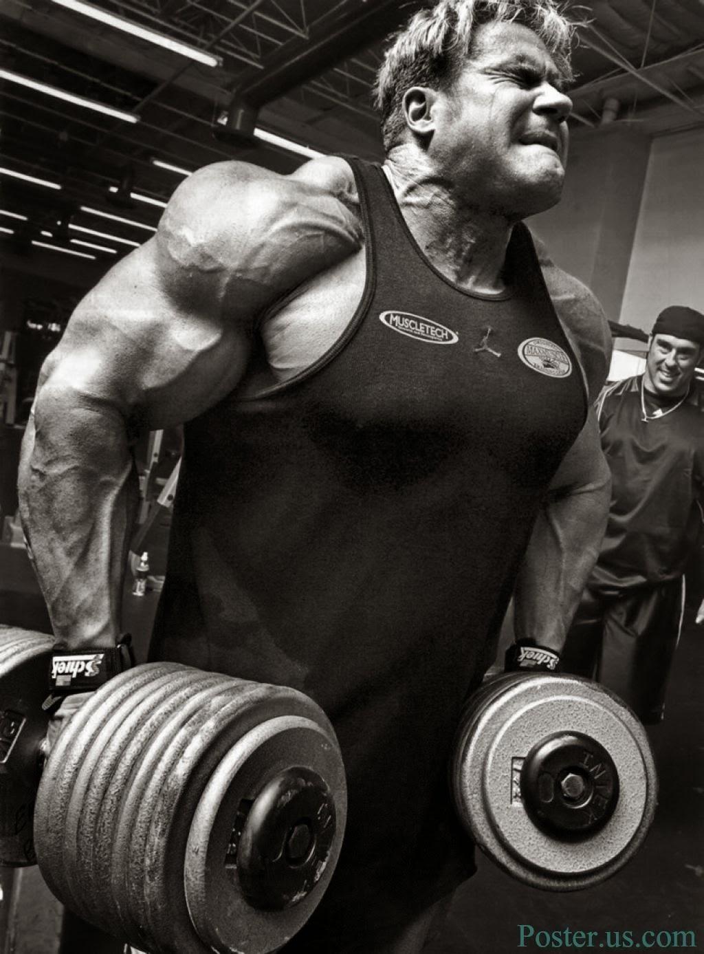 Jay Cutler Arms Workout Jay Cutler Workout Videos