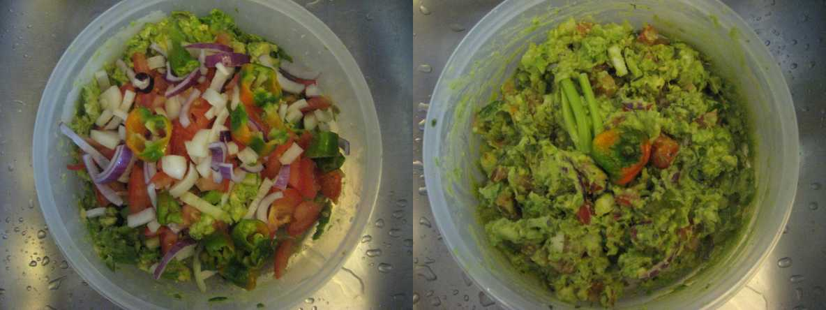 sookie's Guacamole Ingredients2