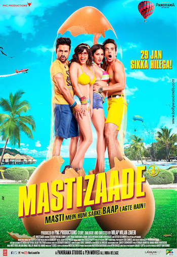 Mastizaade 2016 Hindi Movie Download