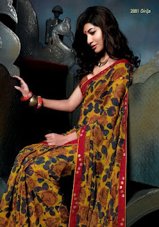 Party-Wear-Designer-Saree
