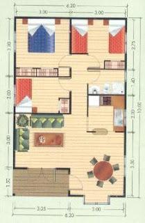 Planos de casas modelos y dise os de casas planos para for Diseno de casa de 10 x 20