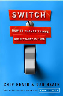 """Switch"" By Chip Heath and Dan Heath - How to Change Things When Change is Hard"
