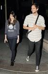 Miranda Cosgrove & Boyfriend Group Date