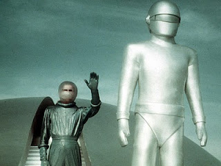 Wat bandnaam Klaatu betekent - Robert Wise - The Day The Earth Stood Still