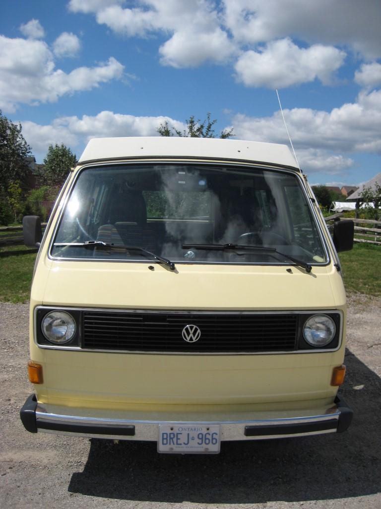 82 Vanagon Westfalia. Only 46k miles (73k KM) | VW Bus