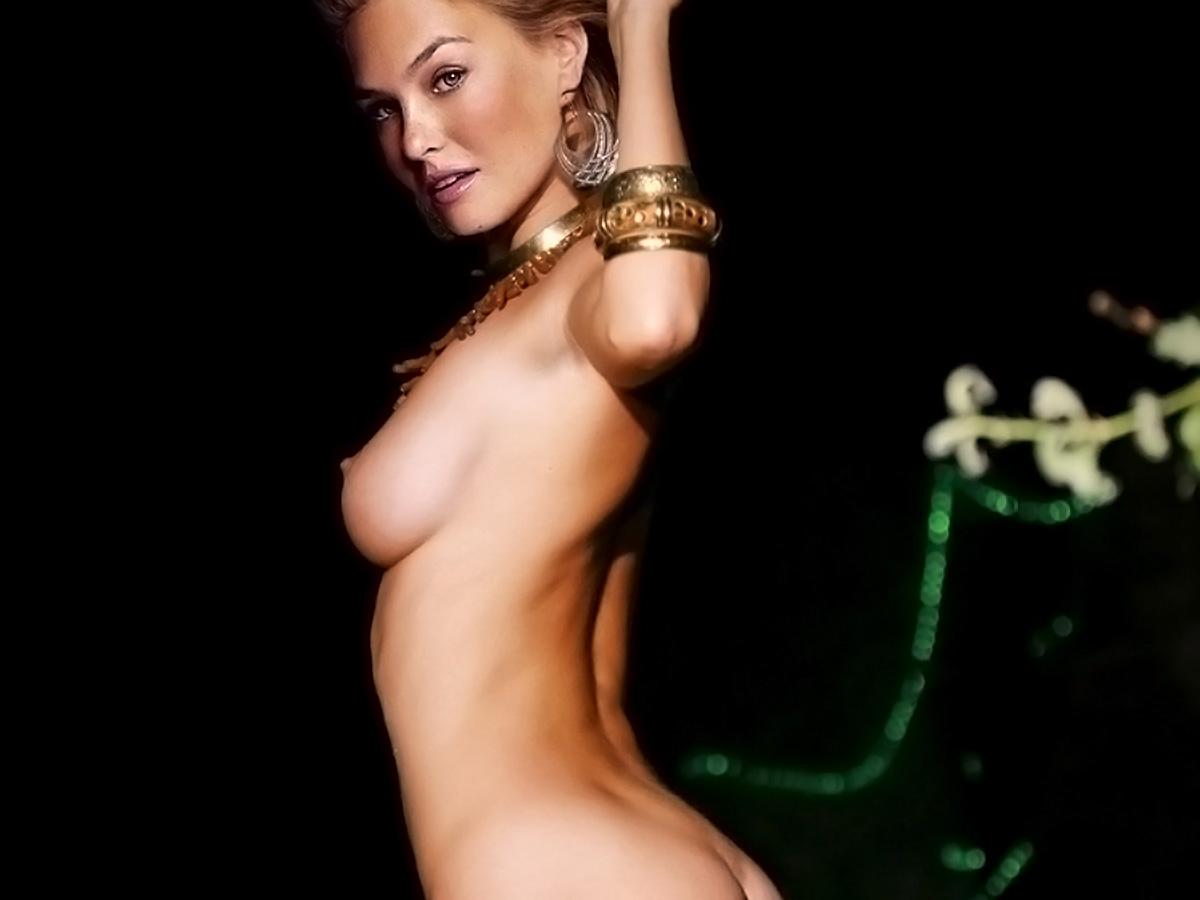 Bar Refaeli Butt Naked 31