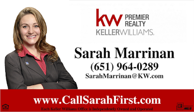 Sarah Marrinan, Realtor, Twin Cities, www.CallSarahFirst.com