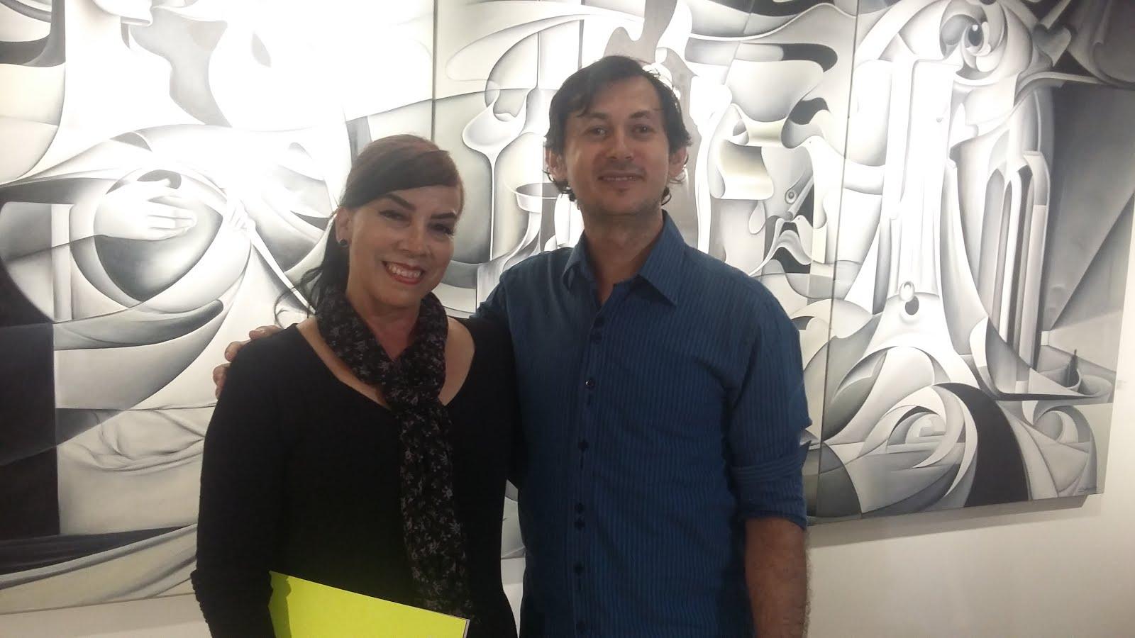 Inauguração da Galeria de Artes NILA