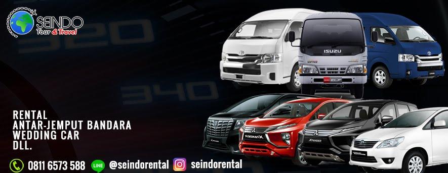 Seindo Rental Mobil Medan