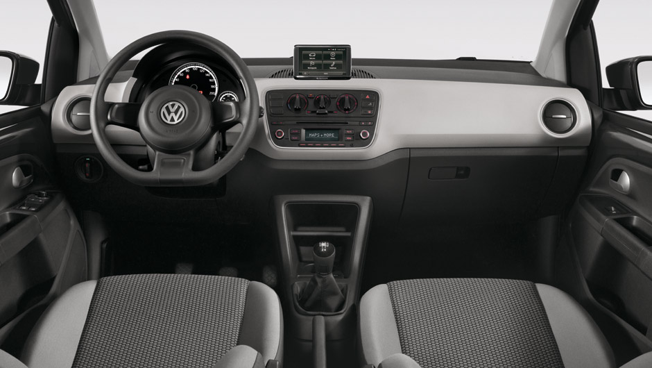 Volkswagen up! Move-up! - interior